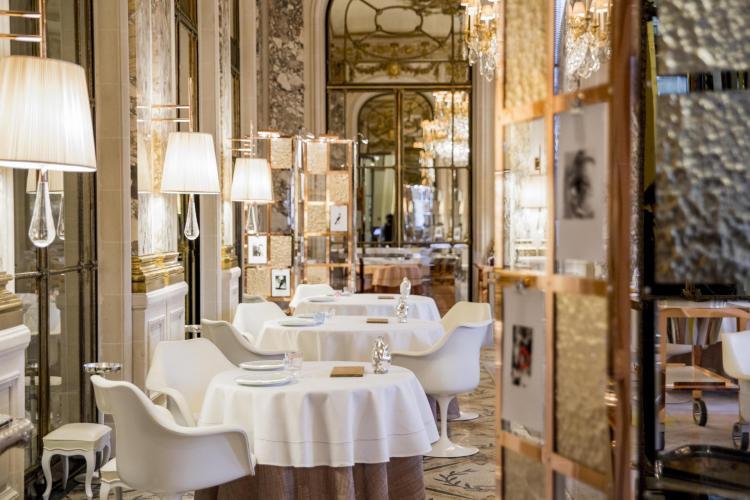 Restaurant le Meurice Alain Ducasse-4