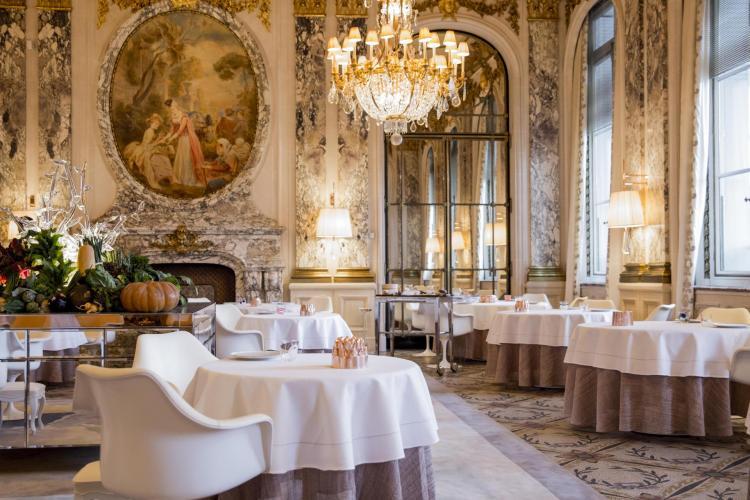 Restaurant le Meurice Alain Ducasse-7