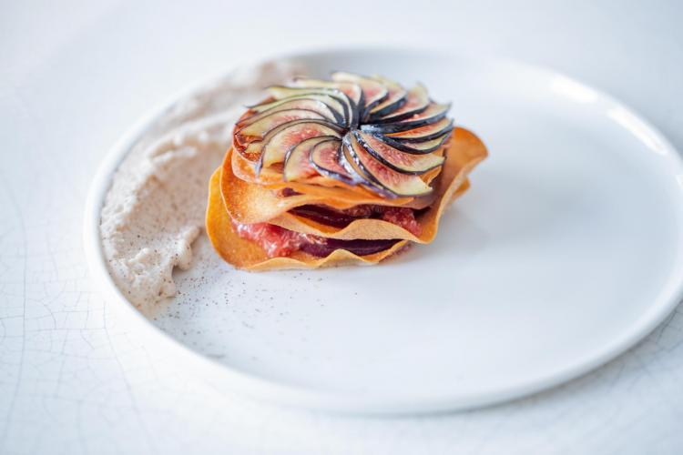 Restaurant le Meurice Alain Ducasse-9