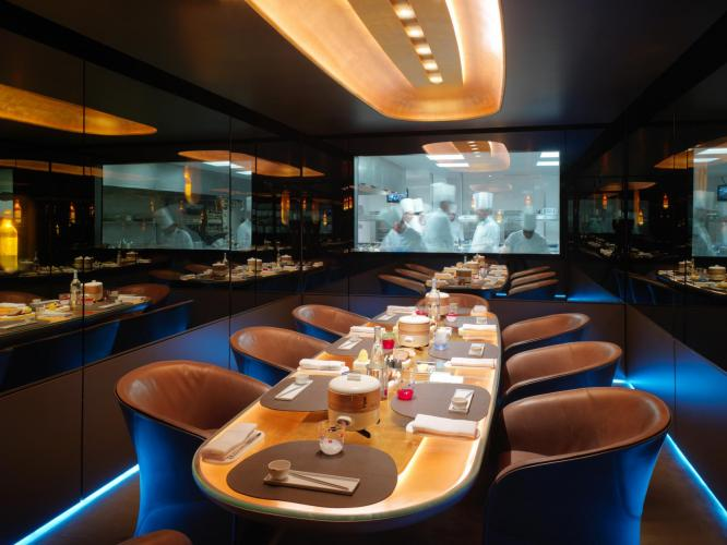 Restaurant le Meurice Alain Ducasse-10