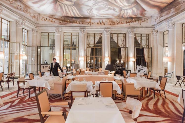 Restaurant le Meurice Alain Ducasse-13