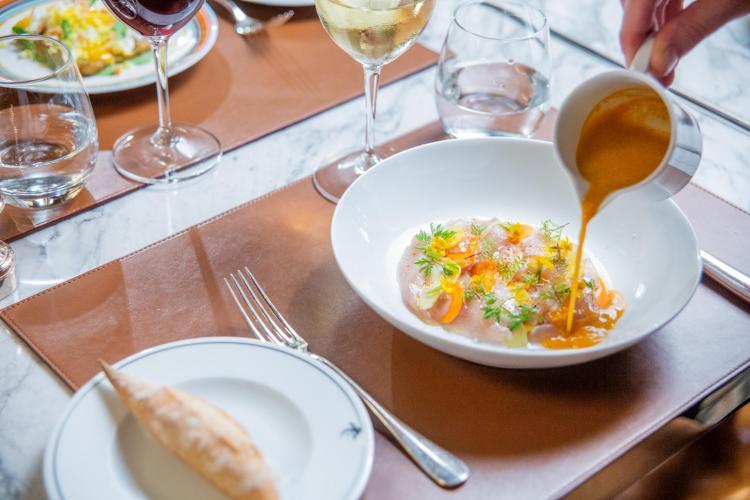 Restaurant le Meurice Alain Ducasse-15