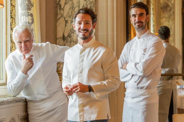 Restaurant le Meurice Alain Ducasse-18