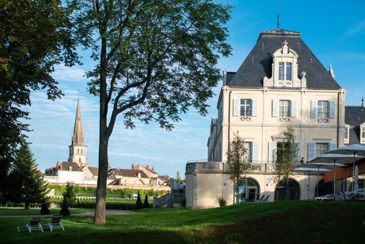 Château de Cîteaux - La Cueillette-1