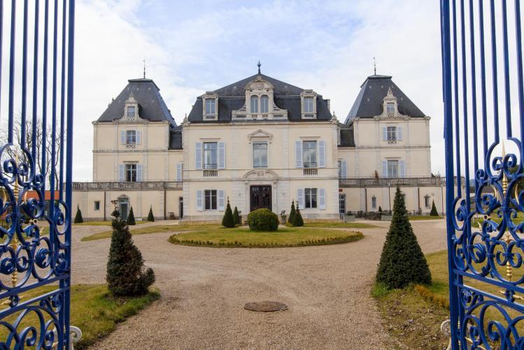 Château de Cîteaux - La Cueillette-14