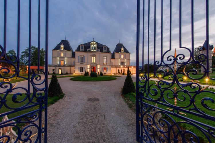 Château de Cîteaux - La Cueillette-17