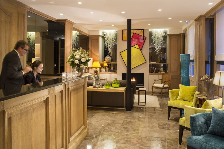 Hôtel Balmoral-5