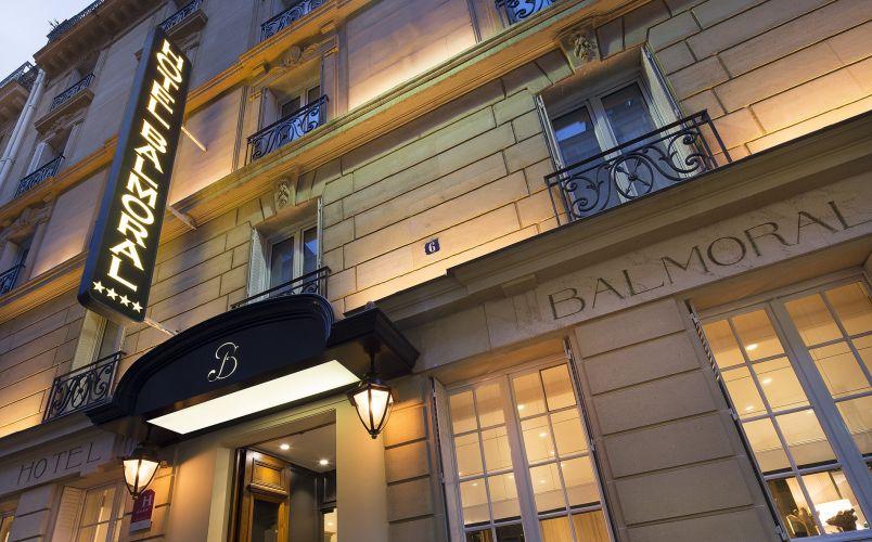 Hôtel Balmoral-11