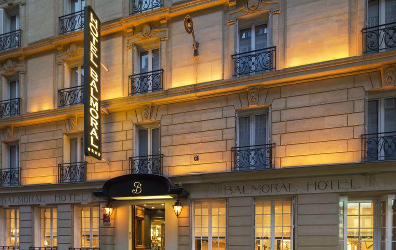 Hôtel Balmoral-12