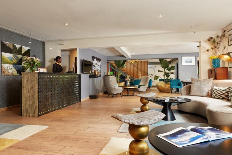 La Villa Duflot Perpignan Hôtel & SPA -2