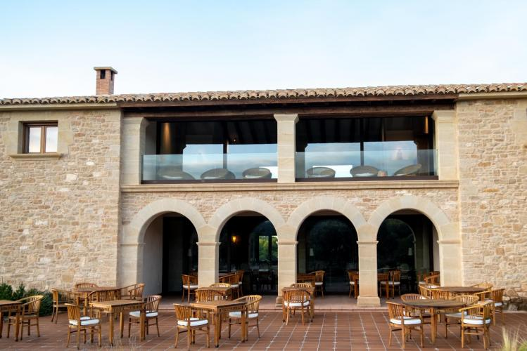 Hôtel-Restaurant Mas de la Costa -13