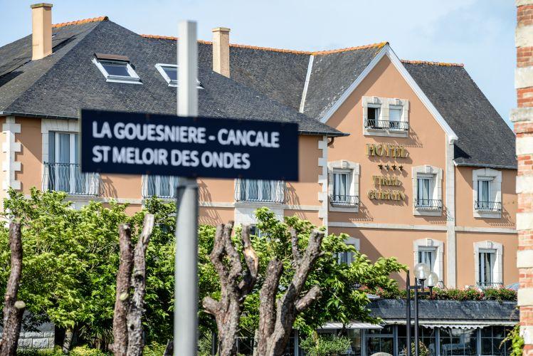 Maison Tirel Guérin - restaurant La Gouesnière-2