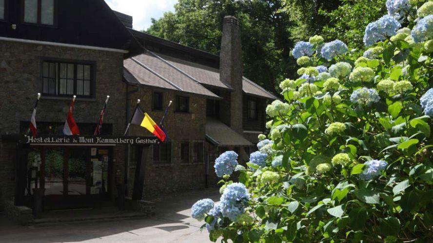 Hostellerie Kemmelberg - du Mont Kemmel -1