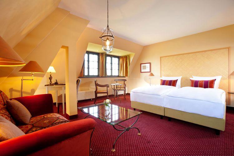 Romantik Hotel auf der Wartburg-2