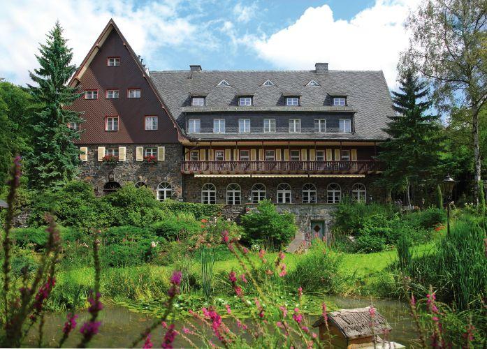 Romantik Hotel Jagdhaus Waldidyll-14