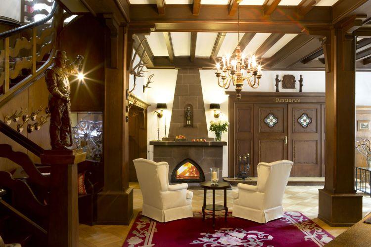 Romantik Hotel Jagdhaus Waldidyll-7