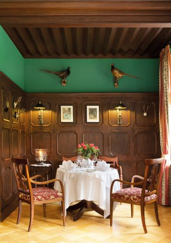 Romantik Hotel Jagdhaus Waldidyll-12