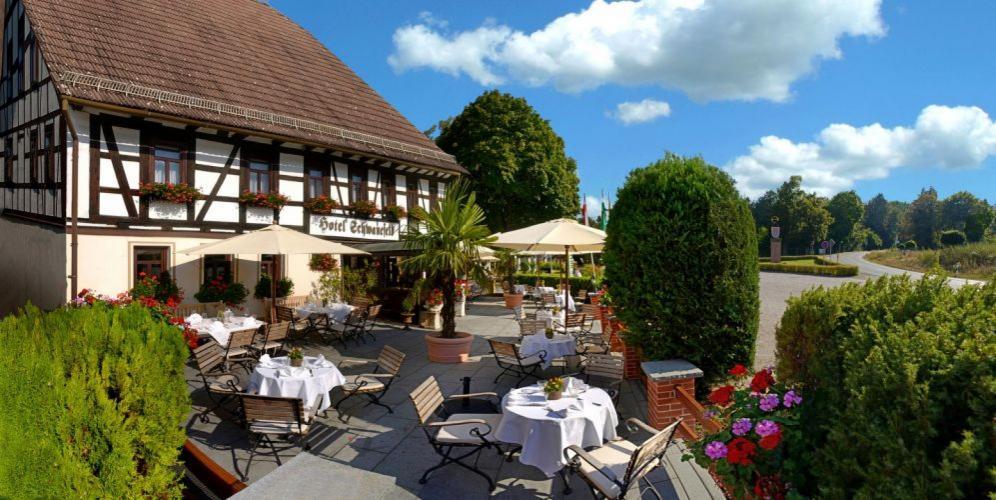 Romantik Hotel Schwanefeld-1