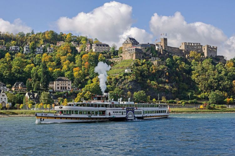 Romantik Hotel Schloss Rheinfels-2