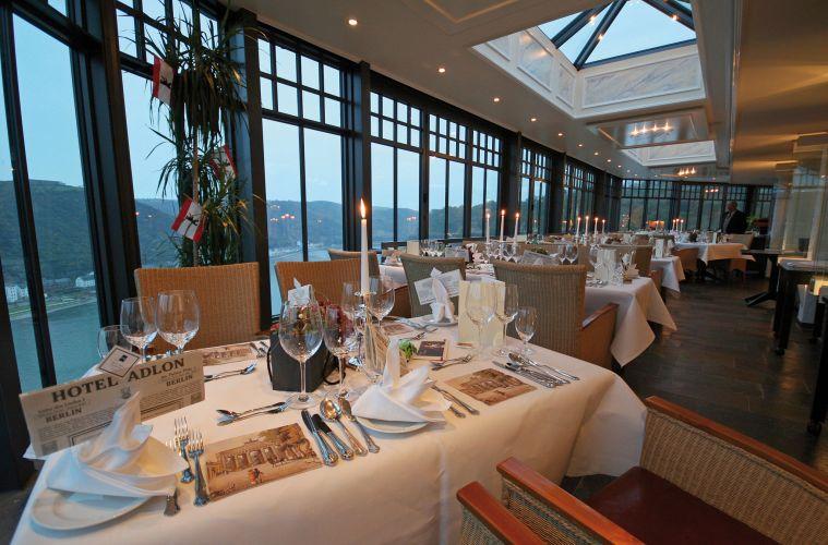 Romantik Hotel Schloss Rheinfels-9