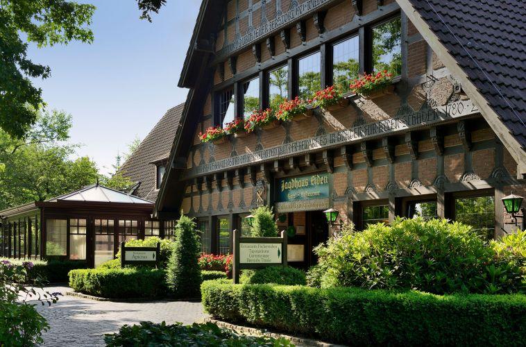 Romantik Hotel Jagdhaus Eiden am See-1