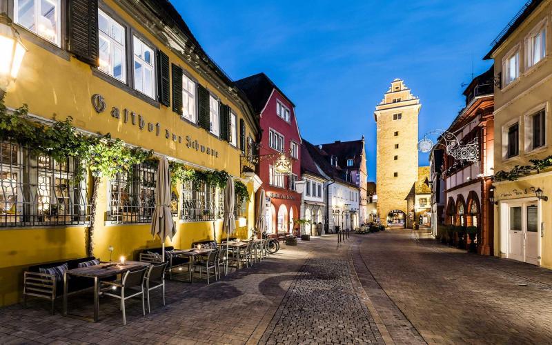 Romantik Hotel Zur Schwane-1