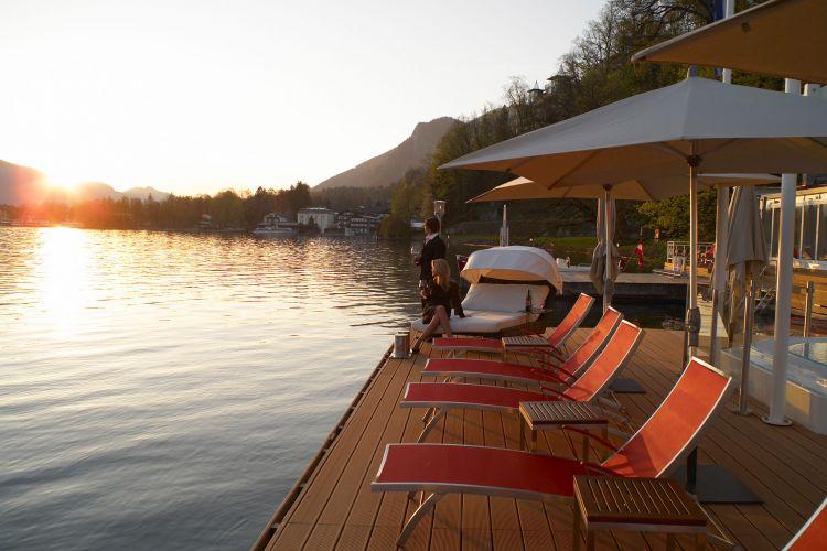 Romantik Hotel im Weissen Rössl am Wolfgangsee-2