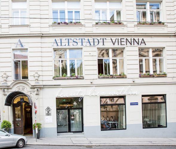 Romantik Hotel Altstadt Vienna-1