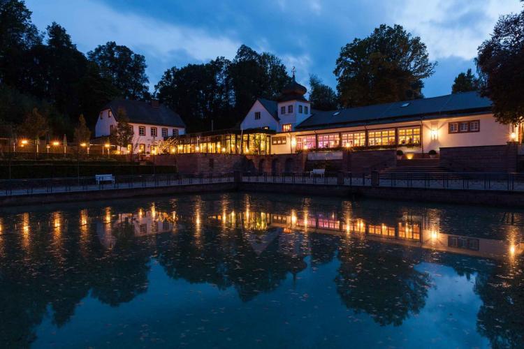 Romantik Hotel Landschloss Fasanerie-12