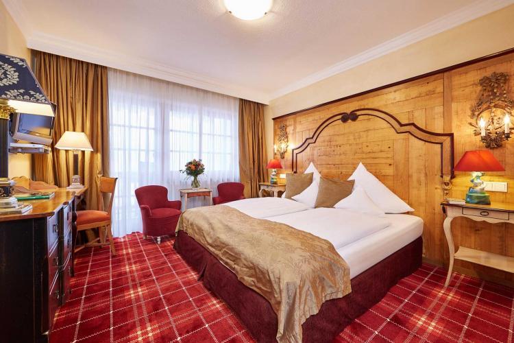 Romantik Alpenhotel Waxenstein-3