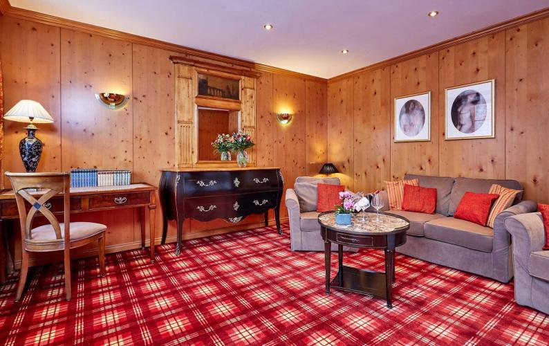 Romantik Alpenhotel Waxenstein-4