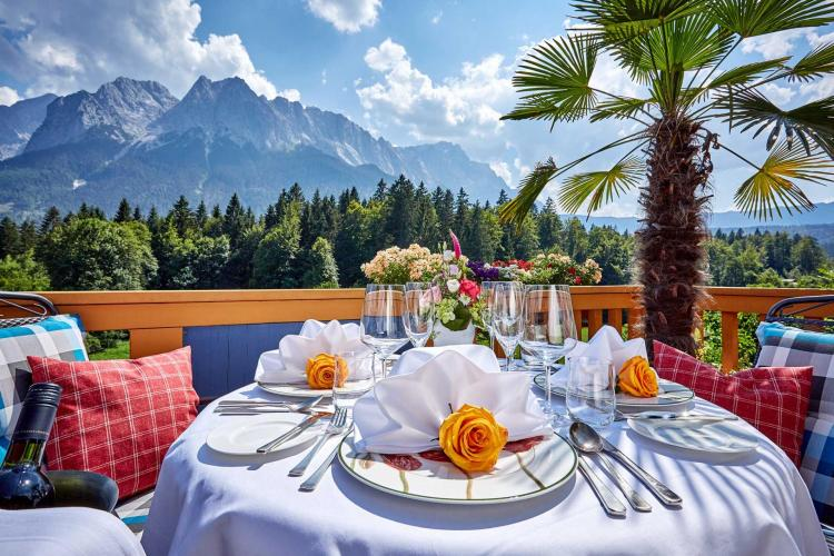 Romantik Alpenhotel Waxenstein-6