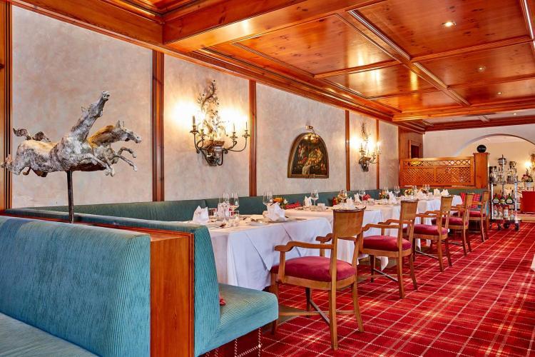 Romantik Alpenhotel Waxenstein-16