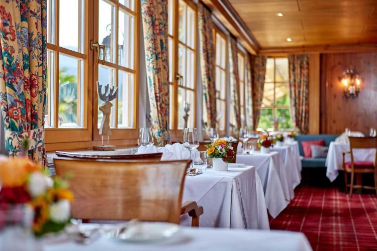 Romantik Alpenhotel Waxenstein-17