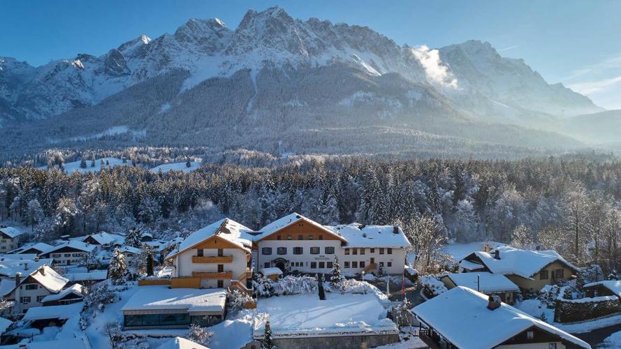 Romantik Alpenhotel Waxenstein-21