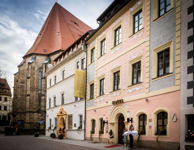 Romantik Hotel Deutsches Haus-1