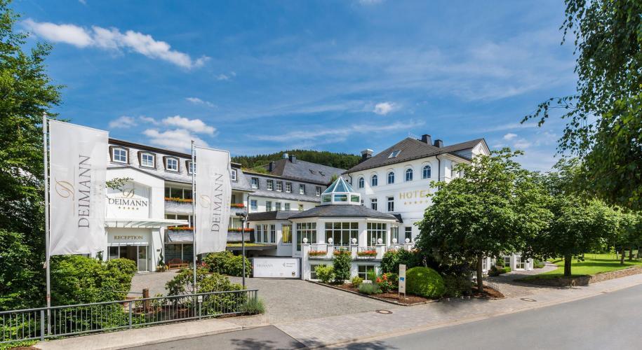 Romantik Wellnesshotel Deimann-2