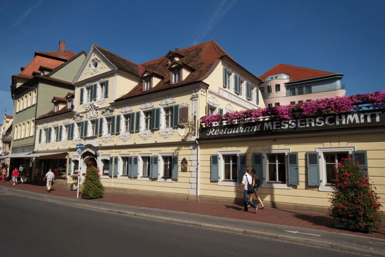 Romantik Hotel Weinhaus Messerschmitt-1