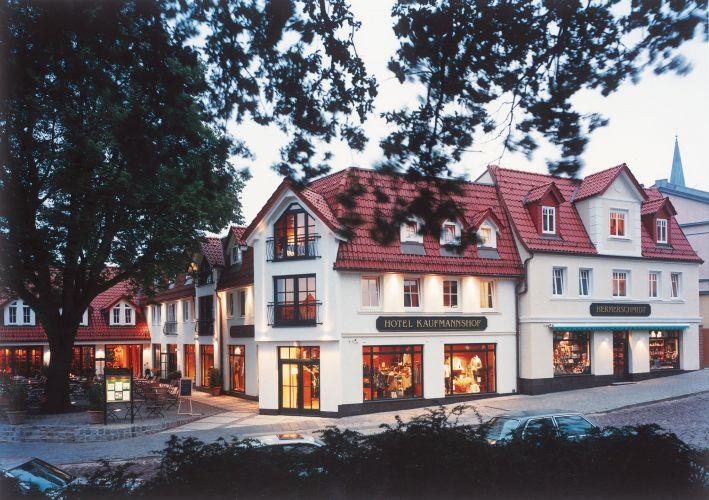 Romantik Hotel Kaufmannshof-1