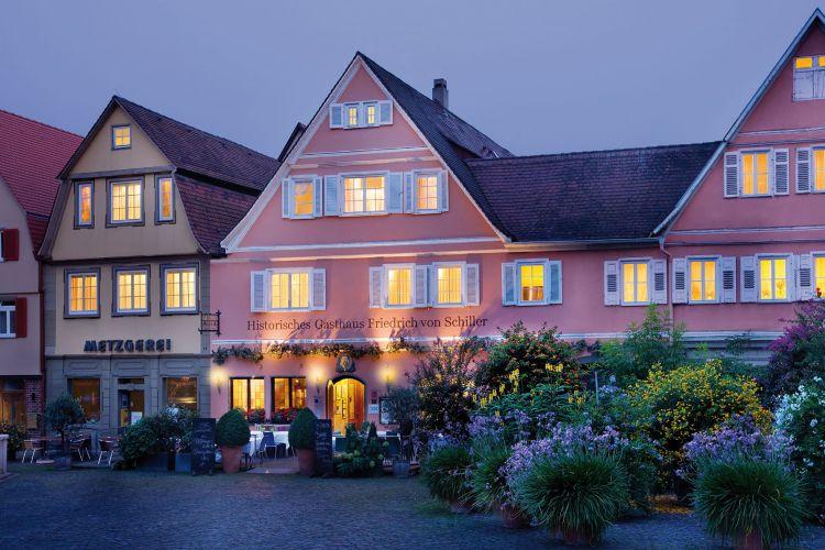 Romantik Hotel Friedrich von Schiller-1