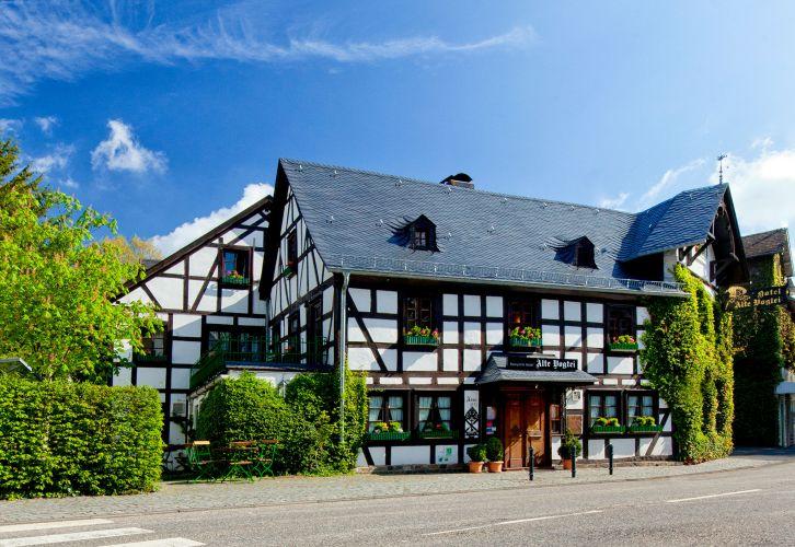 Romantik Hotel Alte Vogtei-1