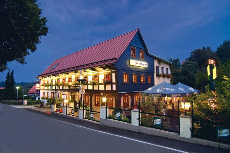 Romantik Hotel Zum Lindengarten-1