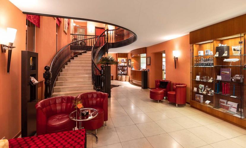 Romantik Hotel Residenz am See-4