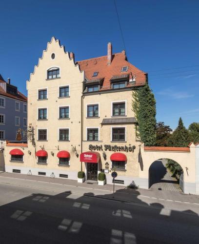 Romantik Hotel Fürstenhof-1