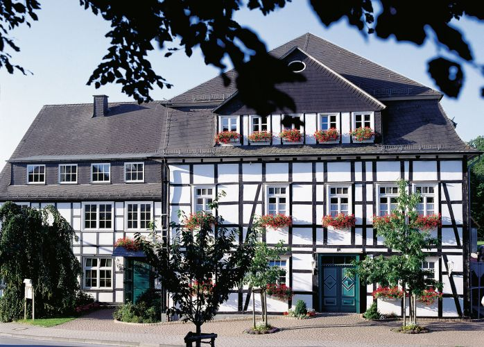 Romantik Landhotel Knippschild-1