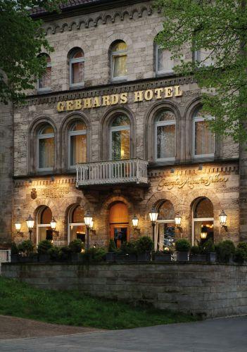 Romantik Hotel Gebhards-1