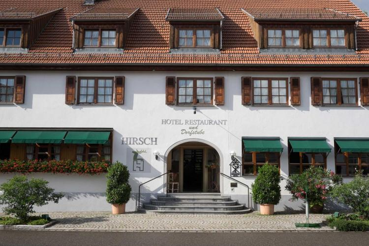 Romantik Hotel I Restaurant Hirsch-1