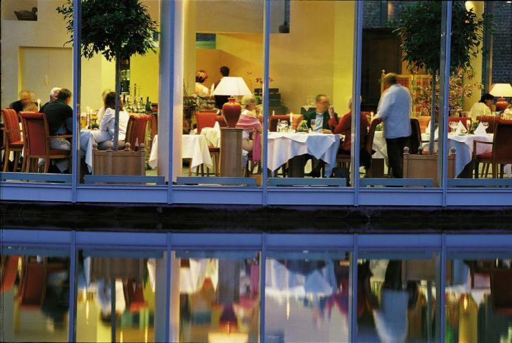 Romantik Parkhotel Wasserburg Anholt-9