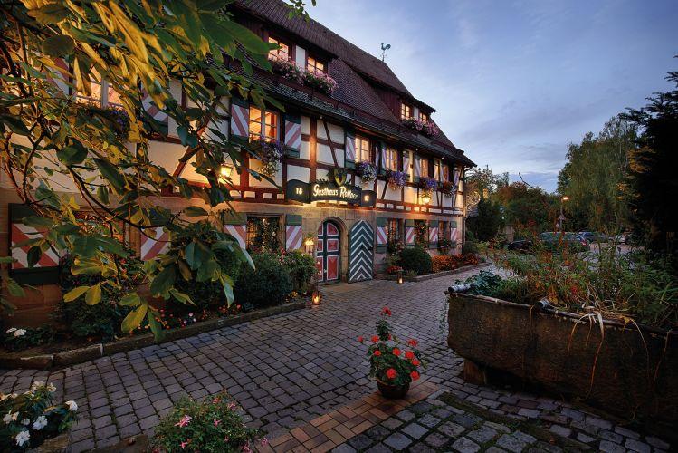 Romantik Hotel Gasthaus Rottner-1