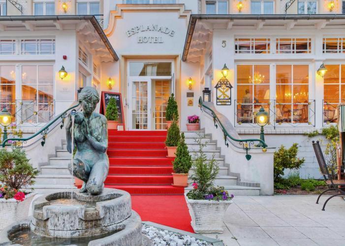 Romantik Hotel Esplanade-5